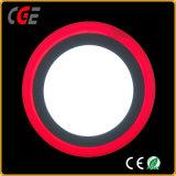 Voyants du panneau LED délicate 24W/30W Aluminium panneau LED Lampe à LED Spot encastrable