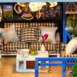 На заводе оптовой Деревянная кукла Дом подарков ручной работы с учебными игрушки