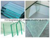 Glace renforcée par verre trempé en verre Tempered 19mm avec CCC+ISO