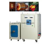 Máquina de aquecimento da indução eletromagnética da freqüência média para Tongs