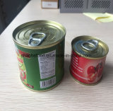 Neue eingemachtes Tomatenkonzentrat des Getreide-2018 ausgezeichnete Qualität