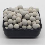 触媒サポート媒体のための不活性の陶磁器の球