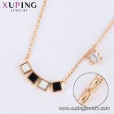 44275 Form Xuping Charme-Gold-Plated Schmucksache-Ketten-Halskette in den heißen Verkäufen