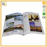 Libro de tapa blanda personalizado servicio de impresión (OEM-GL021)