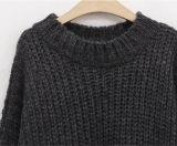 Maglioni lavorati a maglia lunghi per le donne