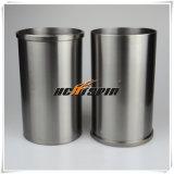 Forro do cilindro/luva 6D16t para o motor Diesel Me041105 de Mitsubishi