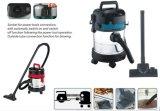 Élément de promotion de la cuve en plastique, sec et humide 40L'aspirateur