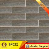 hout van 600*150mm verglaasde de Ceramische Tegel van de Vloer (6M502)