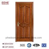 La porte en bois intérieure à la mode décrit des portes en bois solide