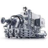 Multi-Stage compresor de aire centrífugos de presión con el medio