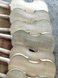 Véritables Instruments de musique de violon de l'érable de flamme