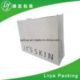 Imprimés promotionnels tissu non tissé blanc PP transporter des sacs fabricant