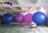 広告のための安いLEDの膨脹可能なヘリウムの空の気球の気球の浮遊球