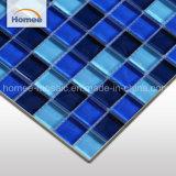 正方形の形の卸売の組合せの青いプールのタイルのモザイク