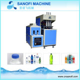 Frasco pequeno do animal de estimação plástico Semi automático que faz a máquina