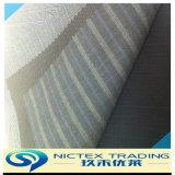 Tissus de laine peignée polyester Tissu mélangé