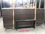 Marmo di legno di marmo scuro del legname di Eramosa per corridoio/ingresso/rivestimento murale