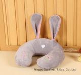 Caricatura U/Almohada lindo Big Ear Conejo/ Cuello almohada / proveedor chino