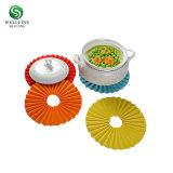 Küche-Silikon-isolierender Matten-Falz und Gleitschutzisolierungs-Wanne