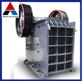 Concrete Maalmachine, de Beweegbare Maalmachine van de Kaak van de Dieselmotor