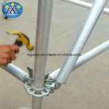 OEM Production Working Platform Moblile Aluminum Stair Scaffolding