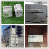 Una fuerte fuerza de colgantes de acero con paneles sándwich EPS Estructura/Estructura de hormigón