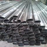 O uso de tubo oval de aço galvanizado para mobiliário
