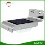 Huerto Solar de la seguridad de las luces de lámparas con 16 LED
