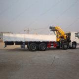 Sino grue montée du camion HOWO 6X4 25tons par camion à vendre