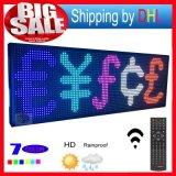 P10 SMD RGB im Freien farbenreiche Bildschirmanzeige LED-52 '' x20 ''