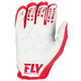Fly Racing Lite водорода Mx грязь на велосипеде перчатки красный