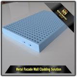 Paneles de revestimiento de aluminio perforados de la pared de Digitaces para el interior y el exterior