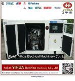 30kw/37.5kVA diesel Stille Generator met Ce goedkeuring-20170828b van de Motor lovol-Perkins
