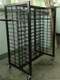 Crémaillère commerciale en métal de crémaillère d'étalage de Baker
