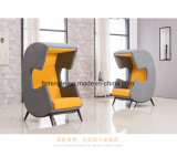 Fabric type Office meeting Pod with Metal Frame Structure