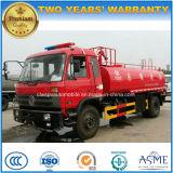 4X2 Dongfeng 15000L 화재 싸움 트럭 15cbm 물 화재 유조 트럭