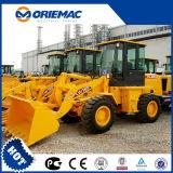 Pá carregadeira de rodas XCMG 4 ton LW400kn para estaleiro