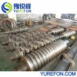 낭비는 드럼 또는 나무 또는 Tire/HDPE 관 또는 단 하나 샤프트 플라스틱 슈레더를 재생하는 금속 조각 또는 마분지 Paper/PE PP 애완 동물 아BS 덩어리 Barrels