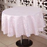 Retângulo de jantar/Square/Rodada/ toalhas de mesa com guardanapo casamento reunião/uso