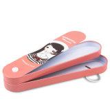 Mode de métal d'emballage de vente chaude de l'emballage cadeau Papeterie Fournitures de bureau de l'étain Pencil Case