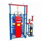 Systeem van het Brandblusapparaat van het Gas FM200/Hfc227ea van de Afstand 15MPa van de Nevel van de kwaliteit het Langere