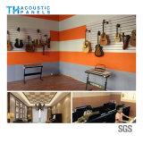 12mm Ecoの会議室のための友好的なポリエステル線維の装飾的な音響パネル