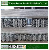 Garde-corps en acier galvanisé résistant aux intempéries