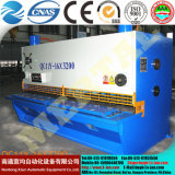 Máquina que pela de QC11y rápidamente que se acerca al CNC hidráulico