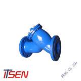 DIN/ANSI/API de ferro fundido/Flange de Aço/Filtro do tipo Y de rosca de PN10/16/25 ou Classe150/300/600