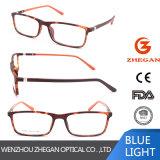 Occhiali ottici di Eyewear del blocco per grafici di vetro del nuovo modello del telaio dell'ottica di alta qualità