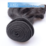 Категория 5A человеческого волоса Fumi Бразилии