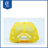 Горячие сбывания продают малые желтые бейсбольные кепки оптом для летнего лагеря