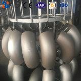 O cotovelo de 90 graus de aço carbono sem costura Wpb