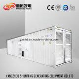 Aangepaste Diesel van de Stroom van het Type van Container 1000kVA 800kw Stille Generator